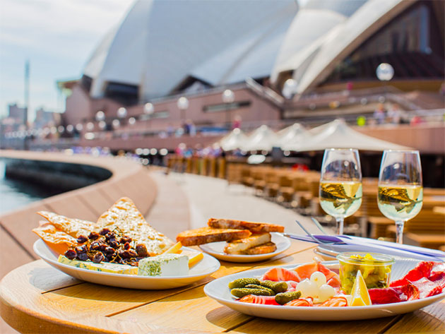 Sydney s summer dining hit list good food gift card for Food bar sydney