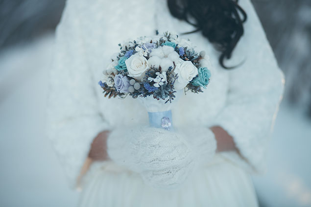 8 Exquisite Settings For The Perfect Winter Wedding