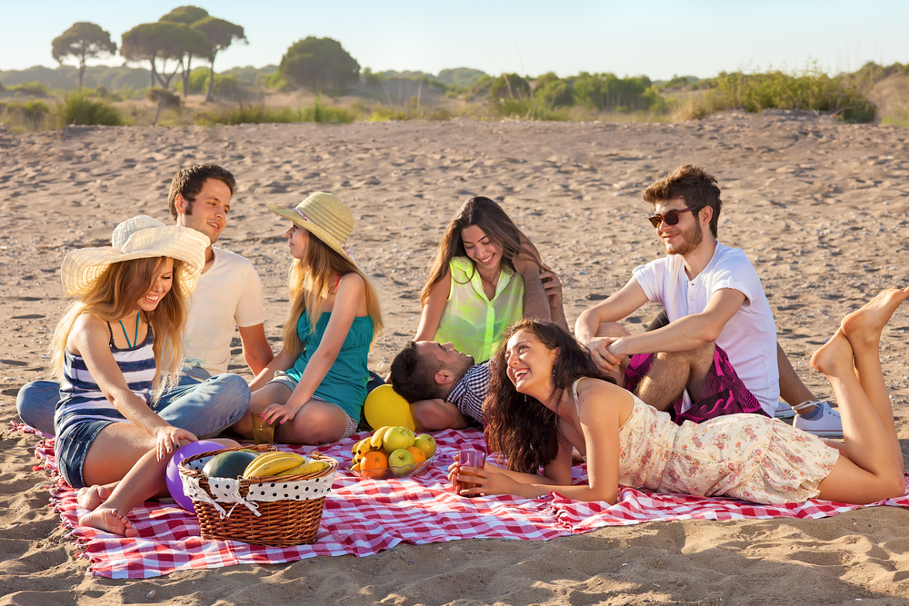 Beach Picnic Party