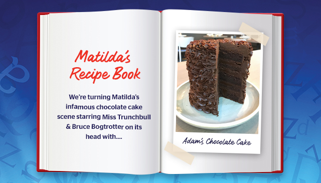 Good Food Gift Card - Matilda Recipe