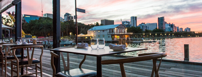 10 of the Best Outdoor Dining Options in WA1